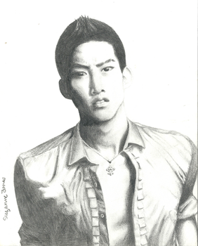 Taecyeon by SuMorMann