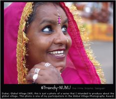 Indian Women by Trendy-NUNU