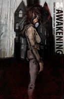 Awakening issue 4 cover by TheABones