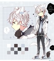 [AUCTION*CLOSED]Lineheart*15 by Relxion-kun
