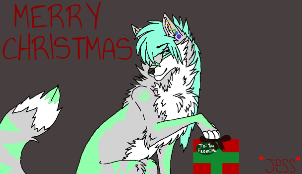 Merry christmas everyone! by swiftkill0907