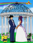 REQUEST: Wedding Day (version 1) by SunsetSovereign