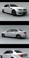 BMW M5 by xi-graphics