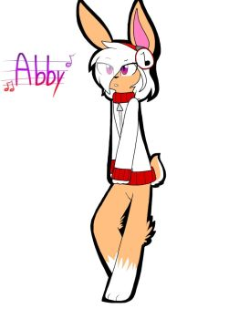 Abby by Pepperhamster