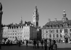 City Life : Lille by BluePalmTree