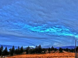 HDR sky by LirianaPhotography