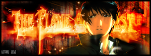 Flame Alchemist Signa by lotras