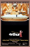 Arthur: The Movie by HCShannon