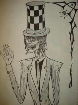 This is no Hatter by Zornmuehle