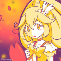 Cure Peace Limited Palette by mizukijin