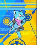 Persona Q inspired - Drapture by LazyReptile126