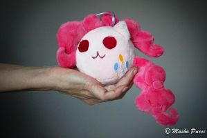 Pinkie Pie Special - My Little PonyBall Plush by Masha05