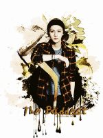 [Graphic] The Baddest - Sehun EXO by jangkarin