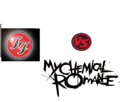 Foo Fighters Vs My Chemical by Devil-man-josh