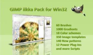 GIMP_ilkka_Pack_for_Win32 by ilkka-yo