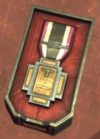Dishonored war medal by isaac77598