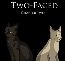 Two-Faced Chapter 2 cover by JasperLizard