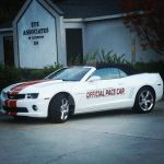 Nascar Pace Car  by SweetlySouthern