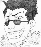 Portrait for Greed-Homunculus-FMA by xboxjunkie77