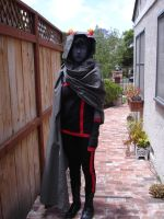(old) signless cosplay by fictionfighter