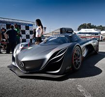 Mazda Prototype by 7perfect7