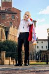 Howl Pendragon_Howl's Moving Castle by Yamaki-Chiya