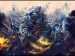 God of War by dante2710