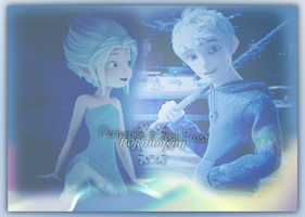 Periwinkle and Jack frost by xTheGloom