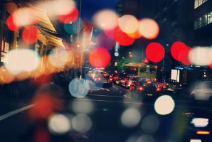 city traffic puzzle by ichel09