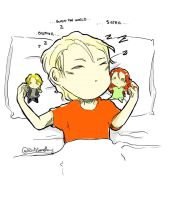 Sweet dreams Jonathan :3 by RoItsSomething