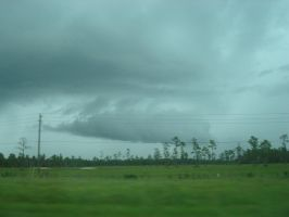 Florida Storm Clouds by SushiSprinkles