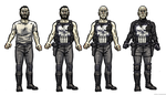 Punisher - versions by sobreiro