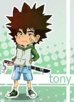 tony_chibi by elisiozero
