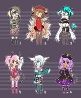 AUCTION Random adopts 05 CLOSED by miyadopt