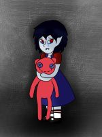 Little marcy i remeber you!! by ninammm1