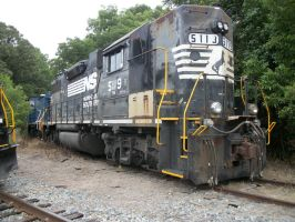 Norfolk Southern 5119 by CNW8646