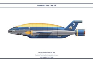Fantasy 604 Thunderbird Two WASP by WS-Clave