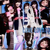 +Love Lovato by HitTheLightsEditions