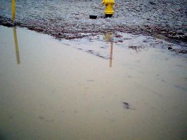bigger puddle by thelcru