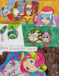 Living with Megaman 041 by preceptorexe