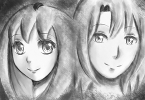 One layer practice by athilove101