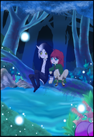 By the waters light by lunarExorcist