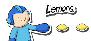 Lemons! PEW PEW by LargeStupidity