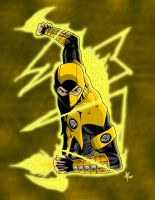Storm Shadow Sinestro Color by AdamTupper