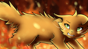Squirrelflight / Poil d'Ecureuil by crefollet