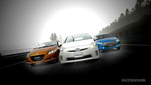 GT5: Hybrids by racetrackk1ng