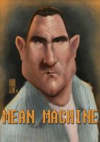 Vinnie Jones by Parpa
