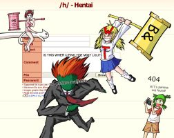 Anon Angry and 4Chan by ReallyAngry