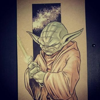Yoda 2014 by MikimusPrime