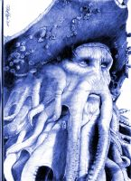 Davy Jones by OnlyPaper